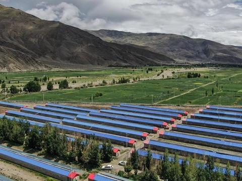 """科技""""送暖""""雪域高原——藏陕联手促可再生能源供暖技术结硕果"""