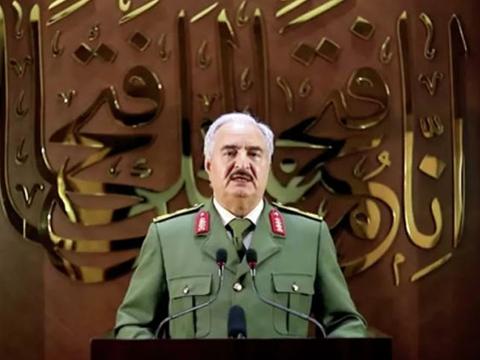 利比亚代表大会主席表示,哈夫塔尔将与俄方保持联络
