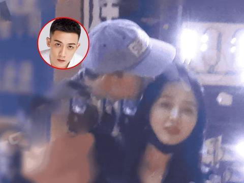 谷嘉诚被曝恋上女网红 女方发文否认黑料却不回应恋情