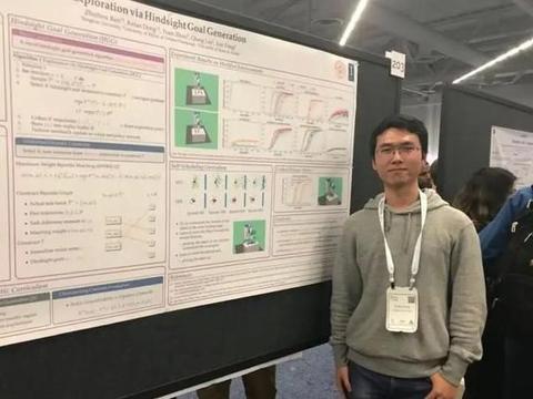 他是清华姚班学生,发表论文5篇……将赴斯坦福大学计算机系深造