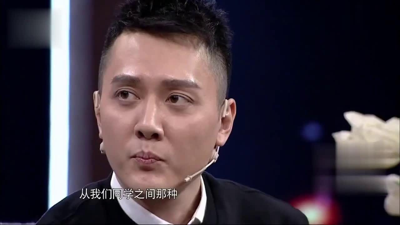 冯绍峰和佟大为是同班同学?但班上最帅的竟不是他俩却是……