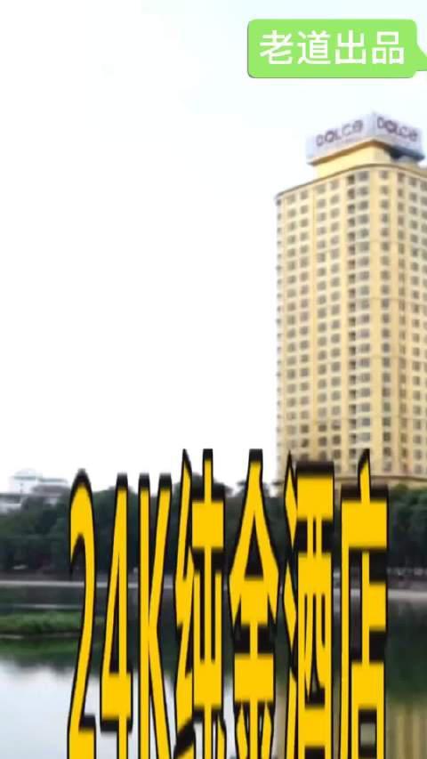 晃瞎眼!越南24K纯金酒店开业!从里到外,从上到下都金黄锃亮!