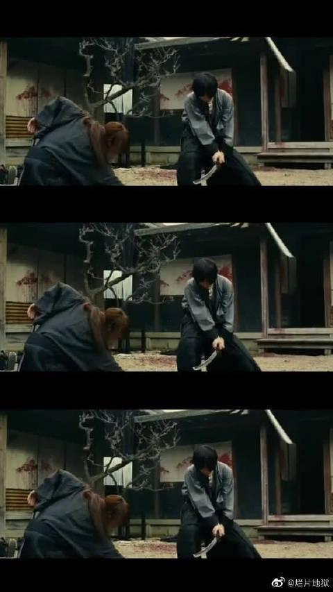 《浪客剑心》 真人版三部曲混剪:日本漫改电影的巅峰……