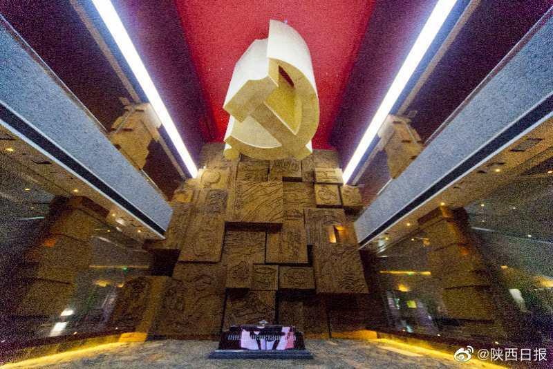 走进照金纪念馆:重温红色历史 感受革命情怀
