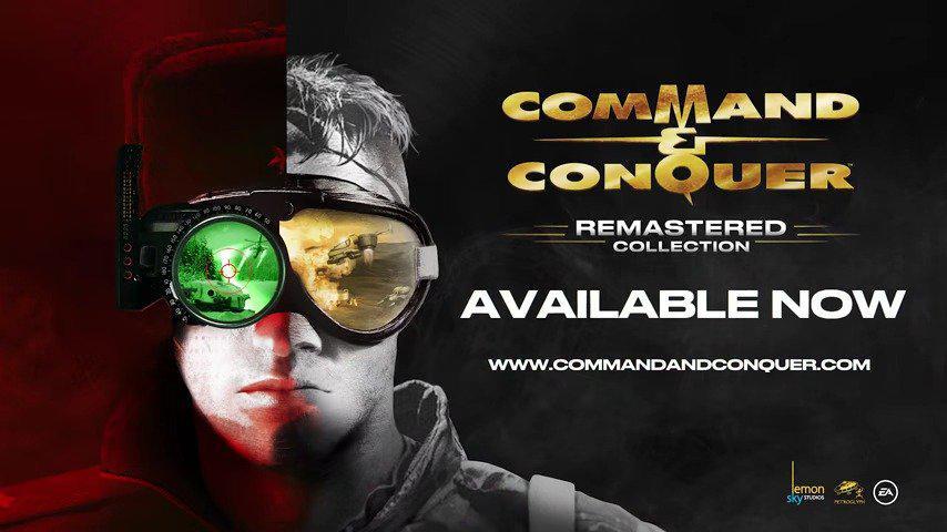 《命令与征服:重制版》Steam首次打折