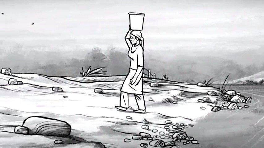 这部动画告诉你,席卷非洲的霍乱病毒,是怎么被一个小男孩打败的