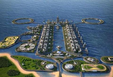 总造价7000亿,容纳100万人的哈扎尔群岛工程,如今怎么样了?