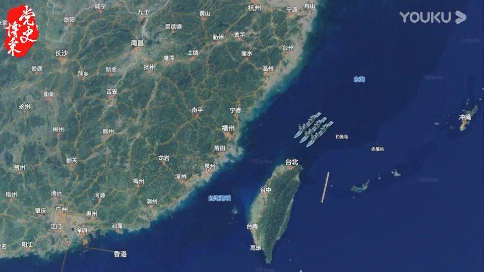 1974年西沙海战,蒋介石真的给东海舰队大开绿灯了吗?