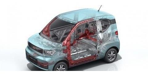 五菱宏光MINI EV陆续火热下线,开启新能源出行代步新时代!