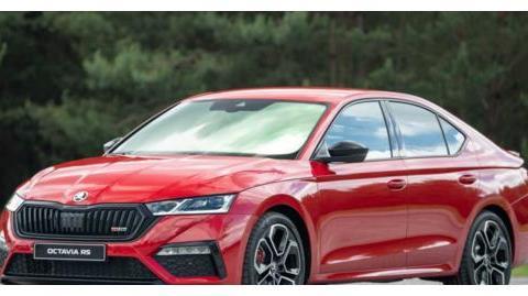 斯柯达新款明锐RS官图发布 柴油车型可选装四驱系统