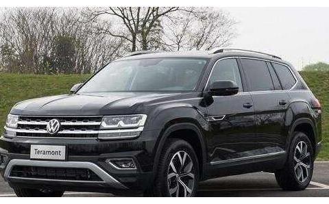2020年5月大型SUV销量排行榜 途昂销量远超其他车型