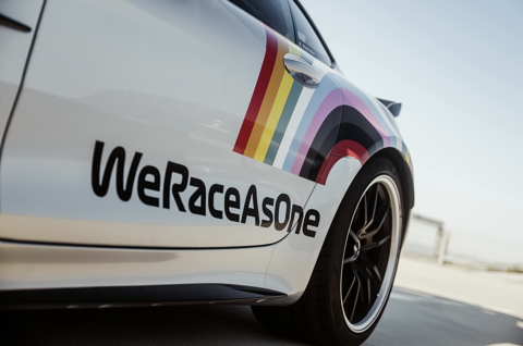 本周末F1奥地利开跑,安全车采用全新彩绘