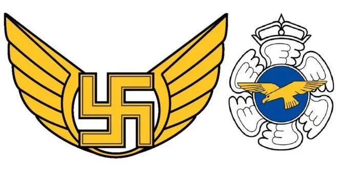 """芬兰空军弃用类似纳粹""""万字符""""标志 此前已使用超百年"""