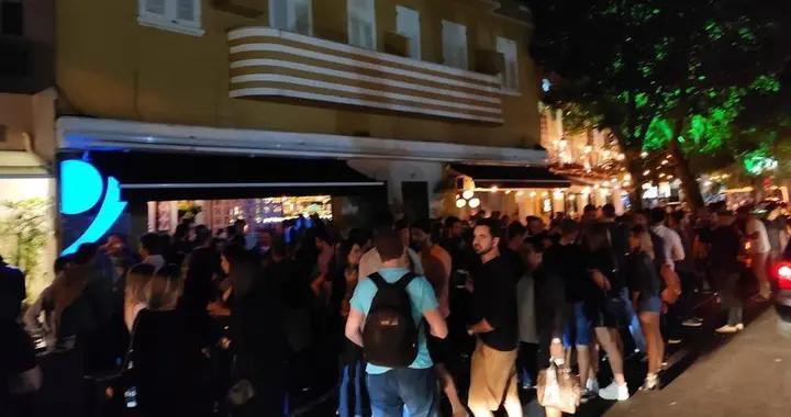巴西里约多家酒吧因违反禁令遭处罚