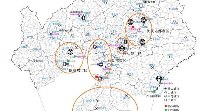 论锦州城市规划!锦州理应成为辽西中心城