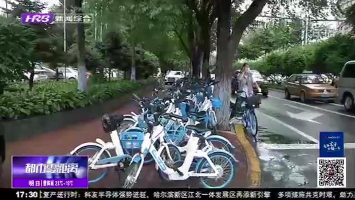 加强科学管理,规范共享单车!打通哈尔滨市民文明出行最后一公里