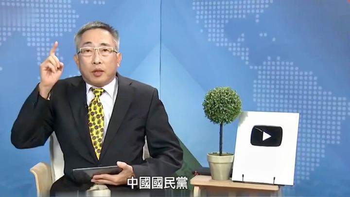 """台作家:中国国民党有""""五不敢"""",至今还充满李登辉""""独""""素!"""