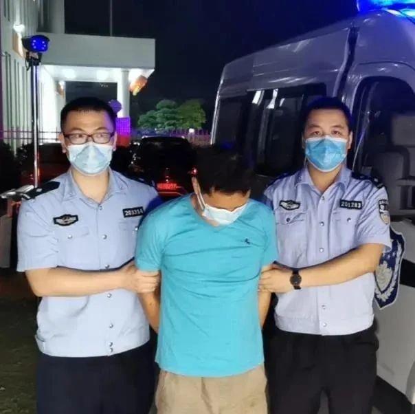 广东阳江一男子涉嫌向合伙人泼腐蚀性液体,已被警方抓获