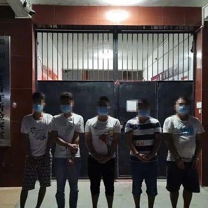 """用""""黄色""""小电影APP诈骗!陆川警方连续打掉2个诈骗犯罪团伙"""