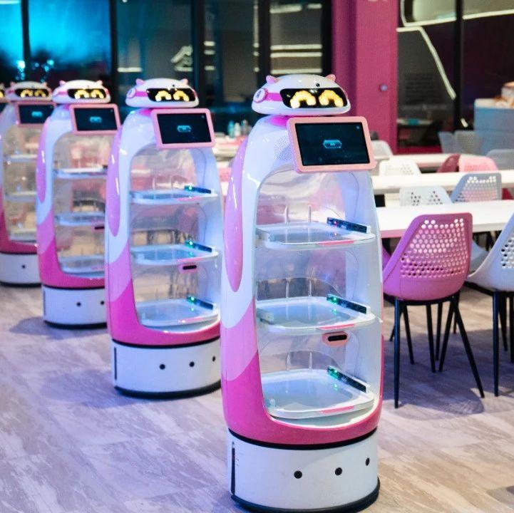 """测评全球首家机器人餐厅综合体,AI味道竟不输""""大厨""""?"""