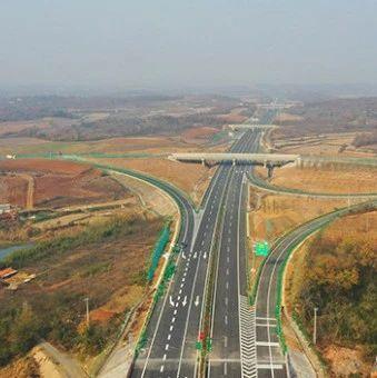 好消息!7月16号这两条高速公路通车!
