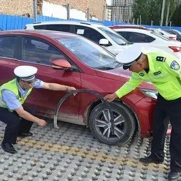 """【社会】固原男子酒后无证驾驶报废车辆撞了人,还给伤者家属""""报信""""?"""