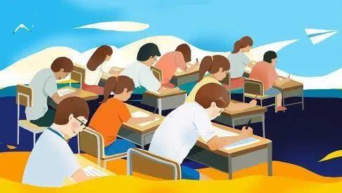高考前后气温较高 考生注意防暑防晒