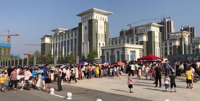 注意!邓州北京路学校秋季招生已经在报名登记了!学区怎么划分?