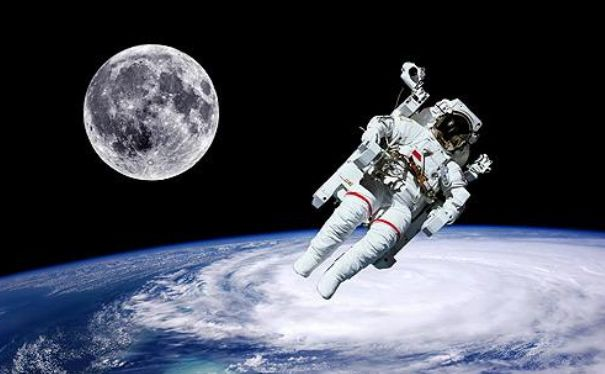 宇航员登陆月球时,如果无法返回,留在月球上会怎么样?