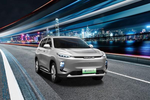 上汽大通发力了,上市4款新能源,14.98万起售,要卖疯的节奏?