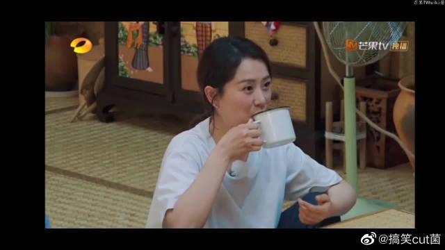 女演员的养生篇 海清老师爆金句:夏天就是要出汗 海大夫上线了