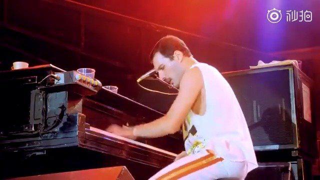 皇后乐队《波西米亚狂想曲》4k修复 最震撼、最经典的版本……