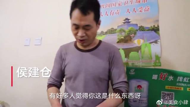 陕西最火油炸小吃店,每人只限购3个,有顾客坐车1小时来买