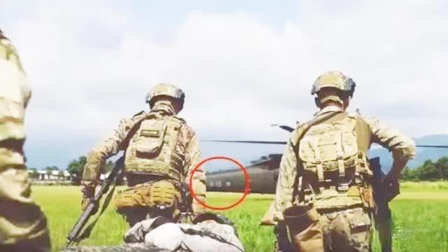 危险信号!美台特战队在台湾操演,蔡英文当局主动对外曝光