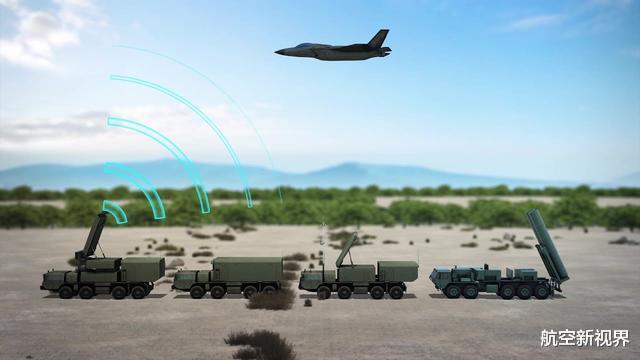 俄罗斯再次领先,新锐S500防空导弹剑指太空美军空天飞机危险了