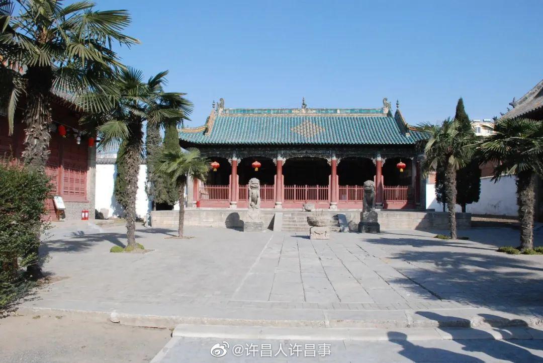 占地5000多平方米的会馆,就在许昌这里……