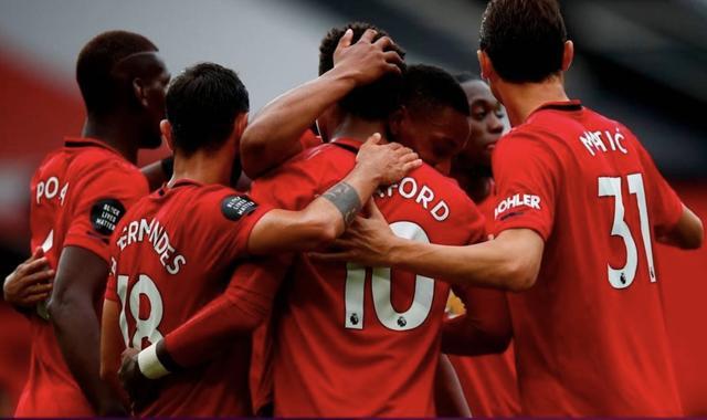 7月5日英超最新积分榜:曼联切尔西赢球,欧冠资格争夺白热化