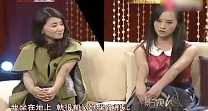 乘风破浪姐姐 蓝盈莹拍甄嬛传时有场戏哭不出来,孙俪找了导演……