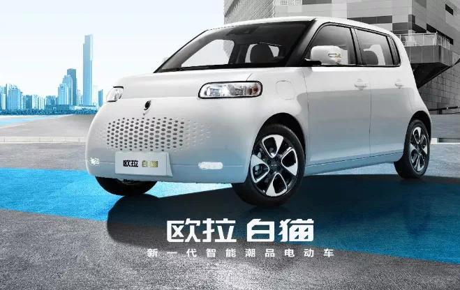 欧拉品牌作为长城汽车旗下的新能源品牌……