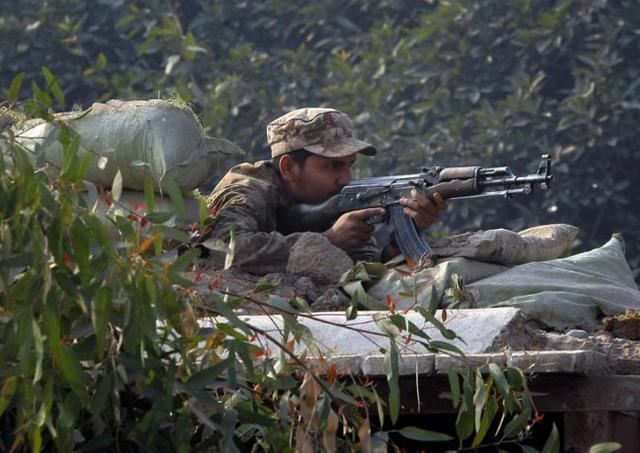 双面打印真来了?巴基斯坦2万大军出动,新德里这回有麻烦了