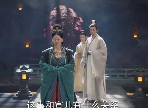 《锦绣南歌》彭城王联姻沈家,孙太妃为何不阻止?其心思过于缜密