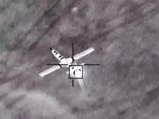 胡塞武装上周一使用8架伊朗制造的自杀无人机对沙特发动攻击……