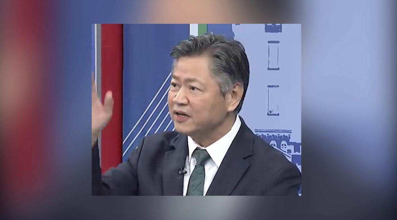 关于香港国安法 这位台湾评论员说了大实话