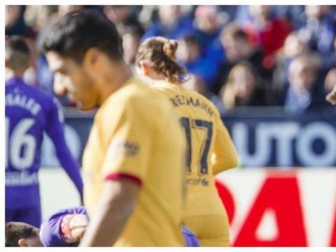 巴萨把梅西逼急了!二流教练三流管理 自己人还在背后捅刀