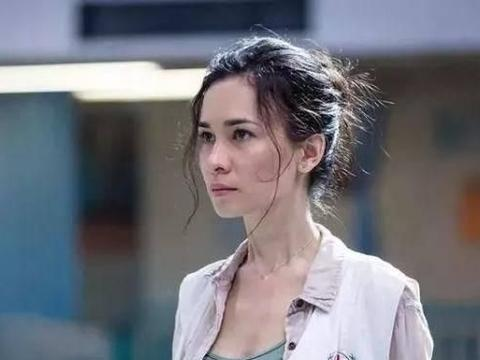 56亿票房的《战狼2》,原本女主并不是卢靖姗,而是徐嘉雯