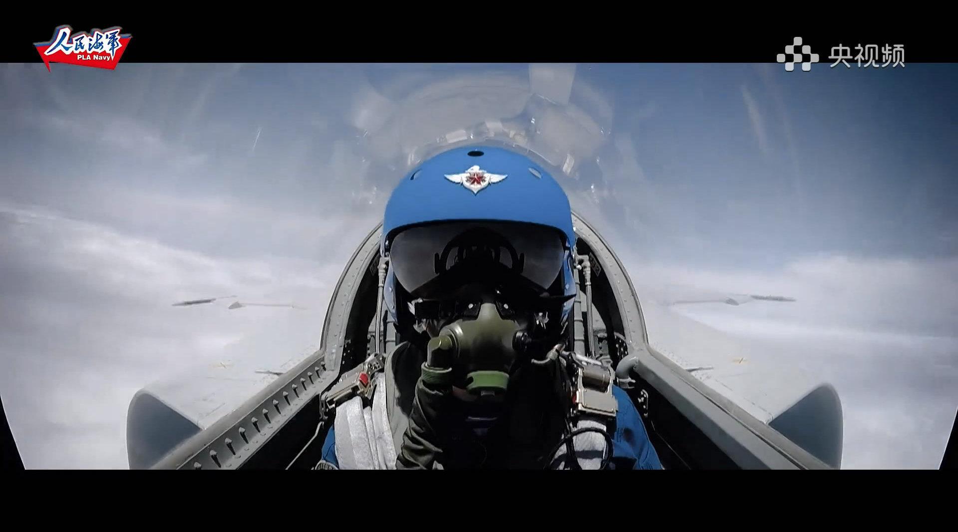 转存大片!第一视角看歼轰7帅气起飞