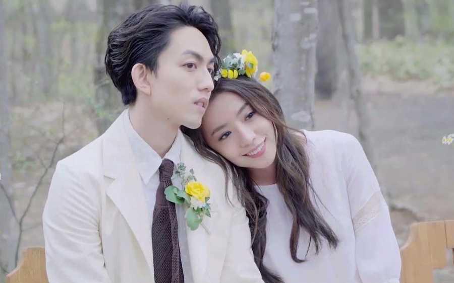 揭秘林宥嘉与丁文琪的婚姻生活:结婚4年,如今儿女双全很幸福