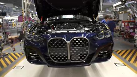 探秘全新一代宝马4系双门轿跑是如何造出来的?
