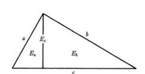 """""""从爱因斯坦质能关系式推出勾股定理""""之荒谬"""