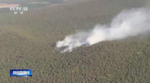 俄罗斯西伯利亚森林大火过火面积近300万公顷